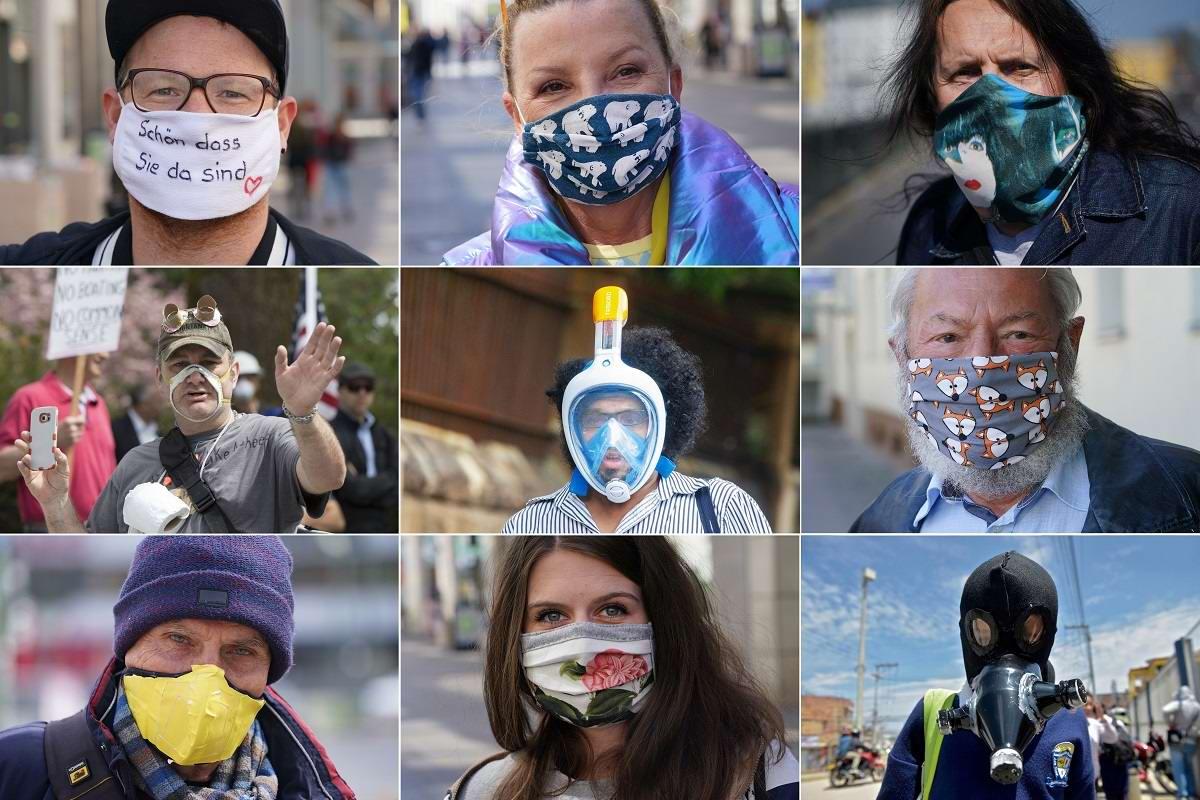 Что будет, если вместо маски носить шарф или натягивать на рот воротник