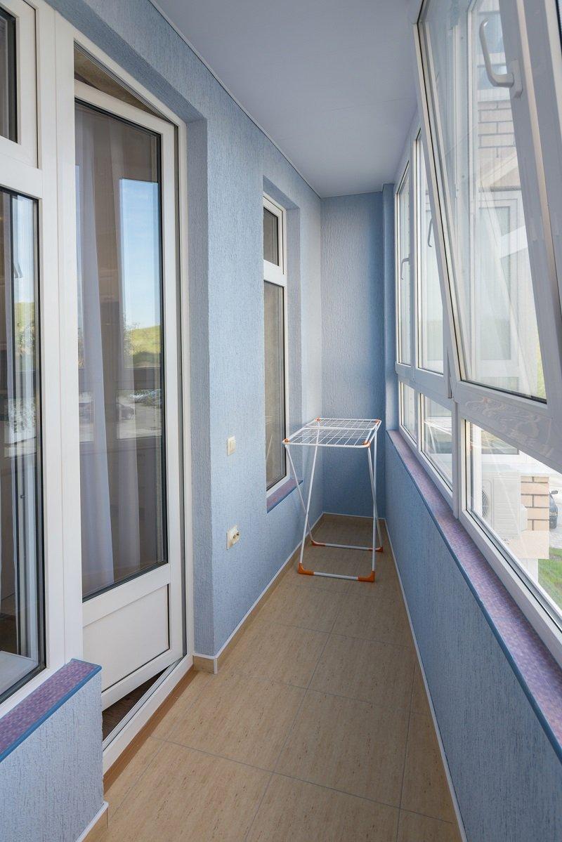 лоджия и балкон