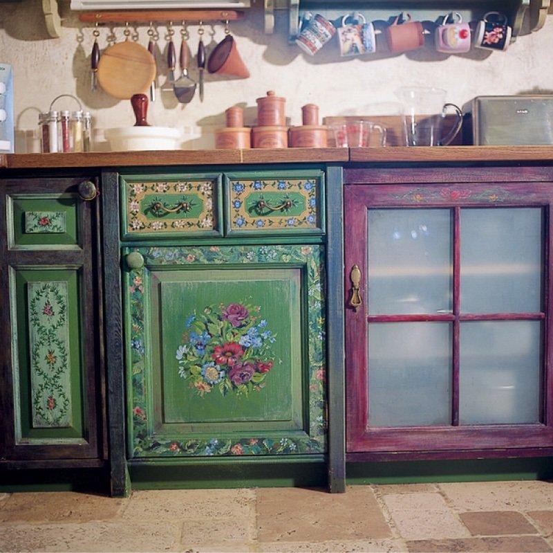 кухня высоцкой