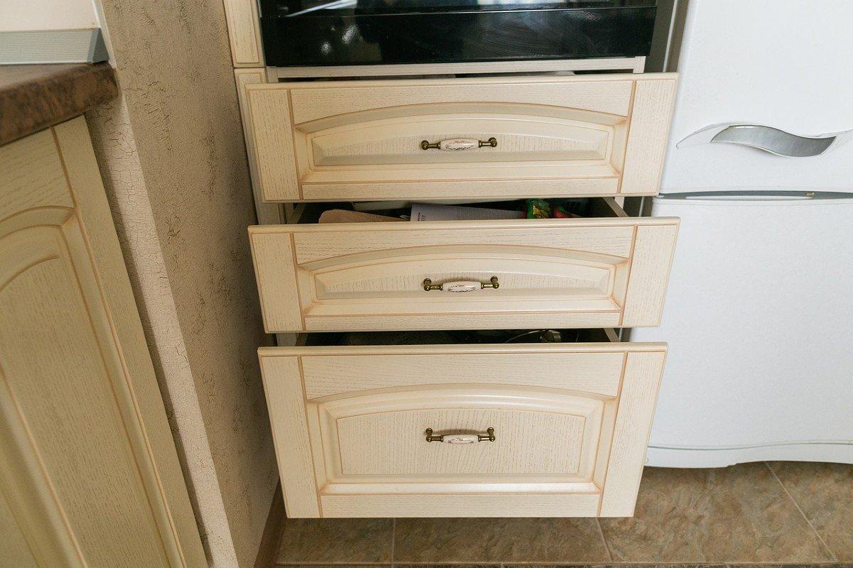 Кухонный интерьер для ленивых и как всё обустроить