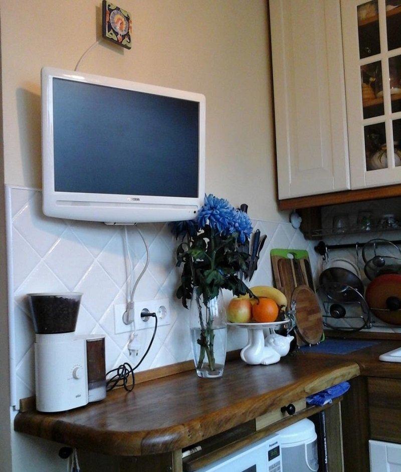 телевизор для кухни какой выбрать