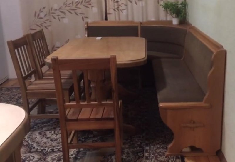 кухонный уголок со спальным местом где купить