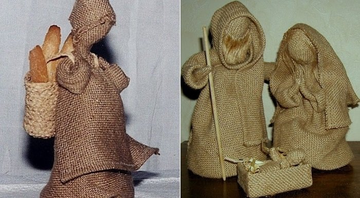 How To Make A Doll From Scrap Materials