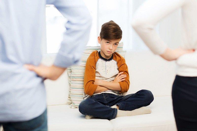 нужна ли строгость в воспитании детей