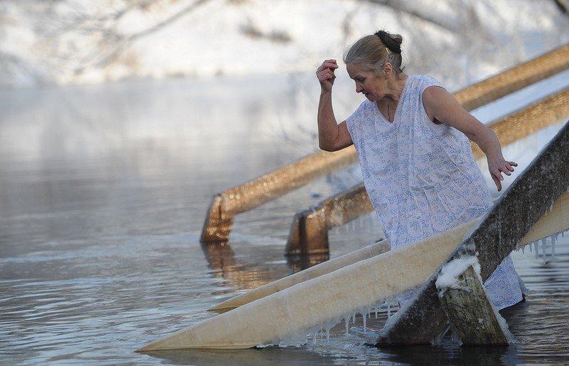 крещенские купания число