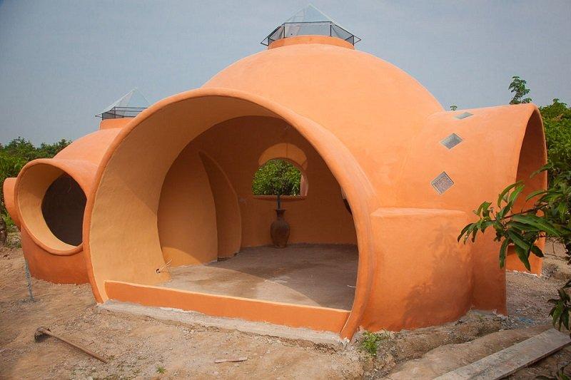 купольный дом дешево