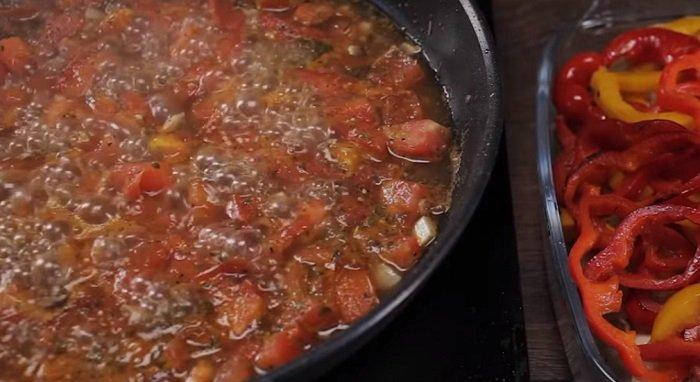 вкусный соус