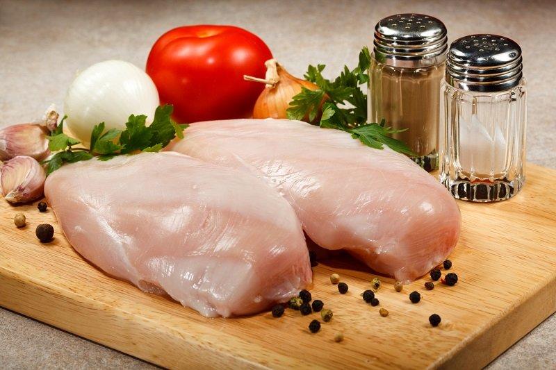 куриное филе рецепты