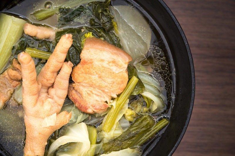 китайская еда фото