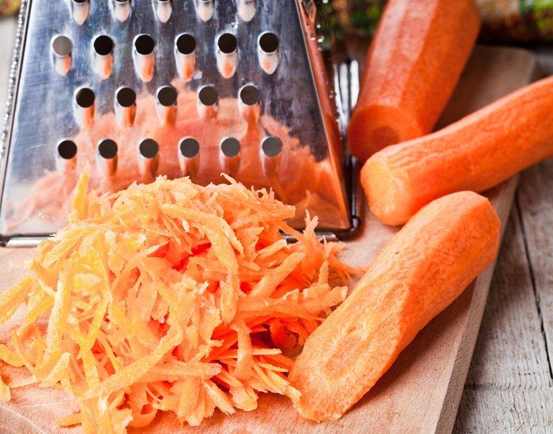 морковь для плова нарезка