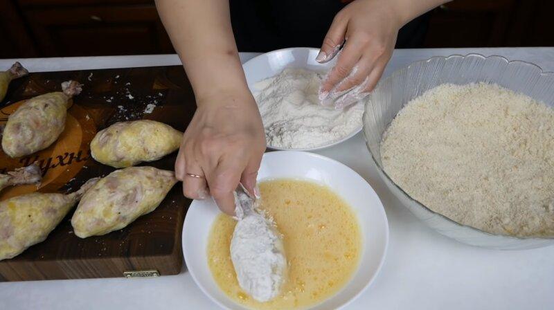 как сделать картофельные крокеты