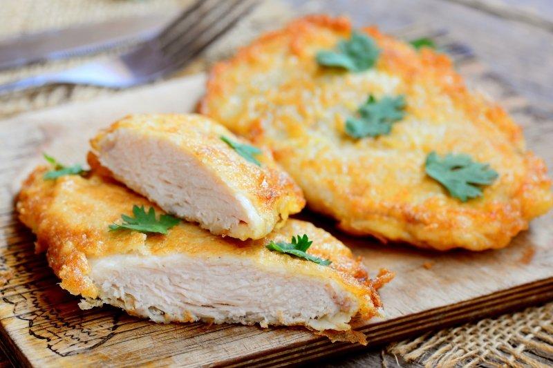 Секрет приготовления куриных отбивных в духовке