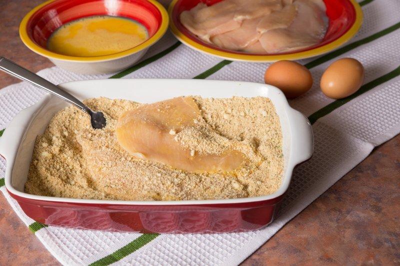 Секрет приготовления куриных отбивных в духовке кулинария