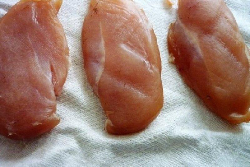 балык из курицы