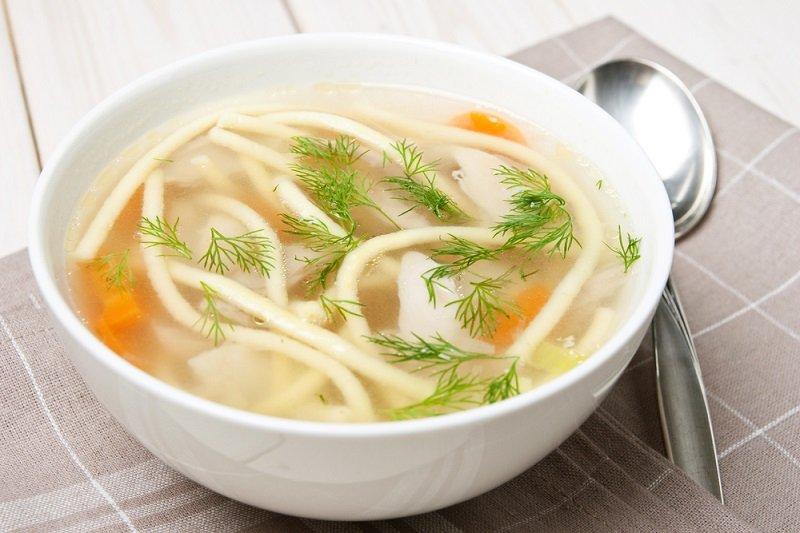 Какой суп поднимает настроение