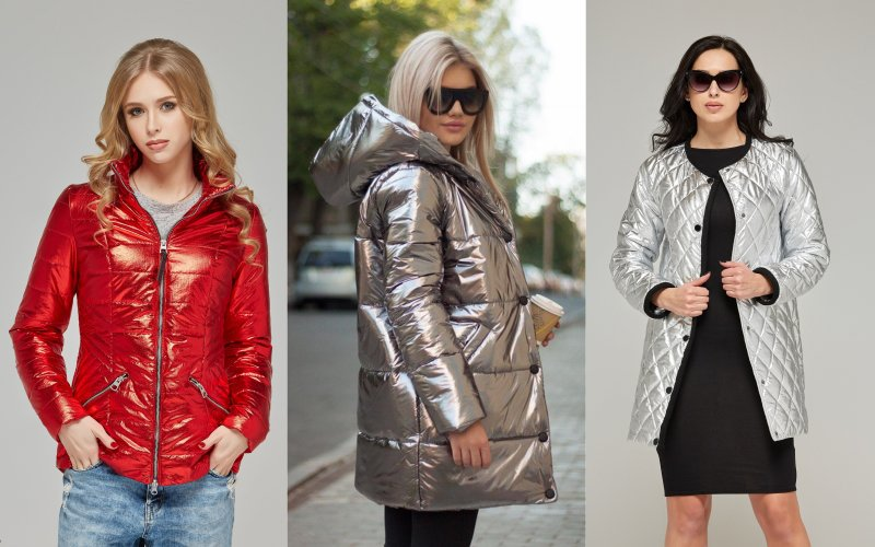 куртки в тренде 2018