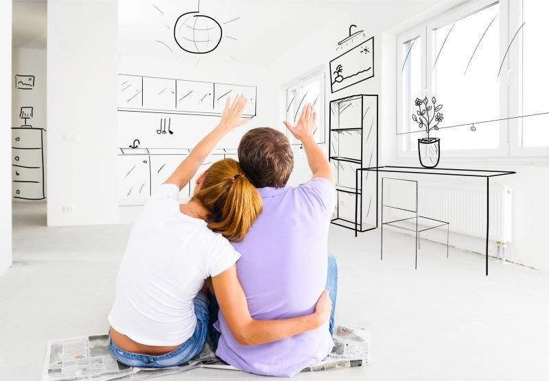 Современная мамочка показала, как сделать отдельную комнатку для ребенка в однокомнатной квартире