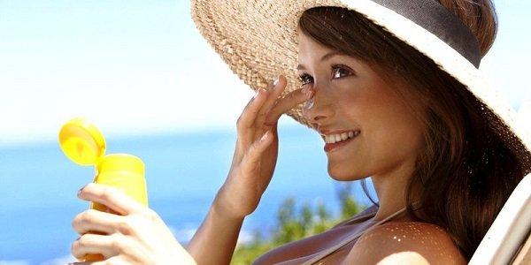 солнцезащитный крем польза