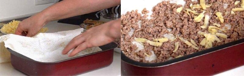 вкусная лазанья в духовке