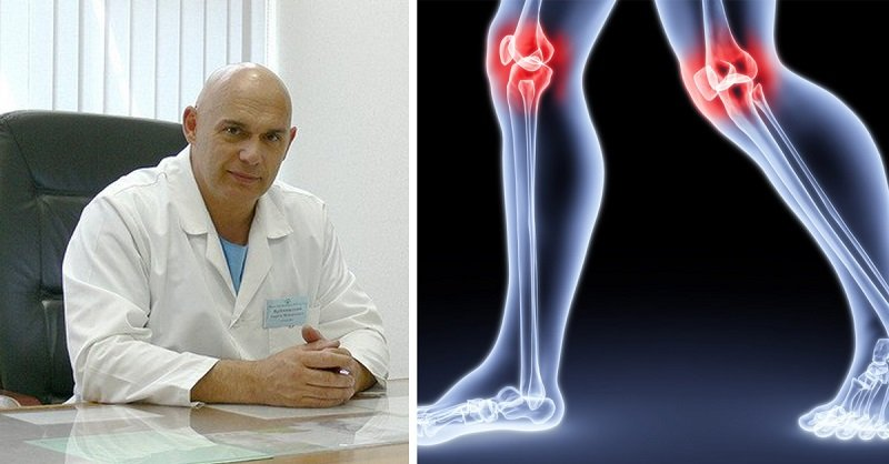 Ходьба при артрозе коленного сустав
