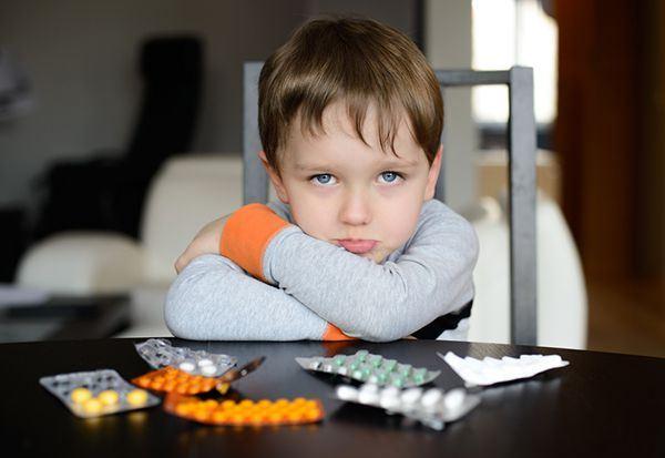 вред антибиотиков детям