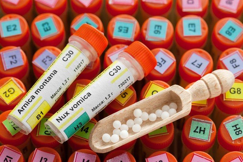 лечение угревой сыпи гомеопатией