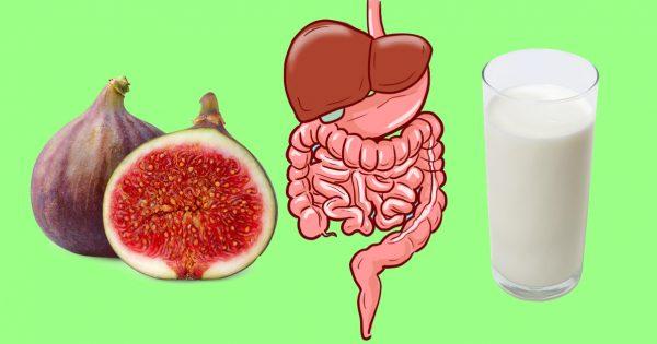 Целебное молоко с инжиром, морковью и даже с «Боржоми»… Исцеляющий эликсир от кашля, запора и стресса!