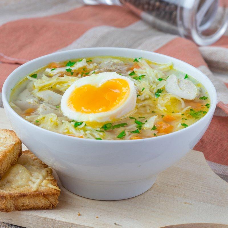 легкий суп
