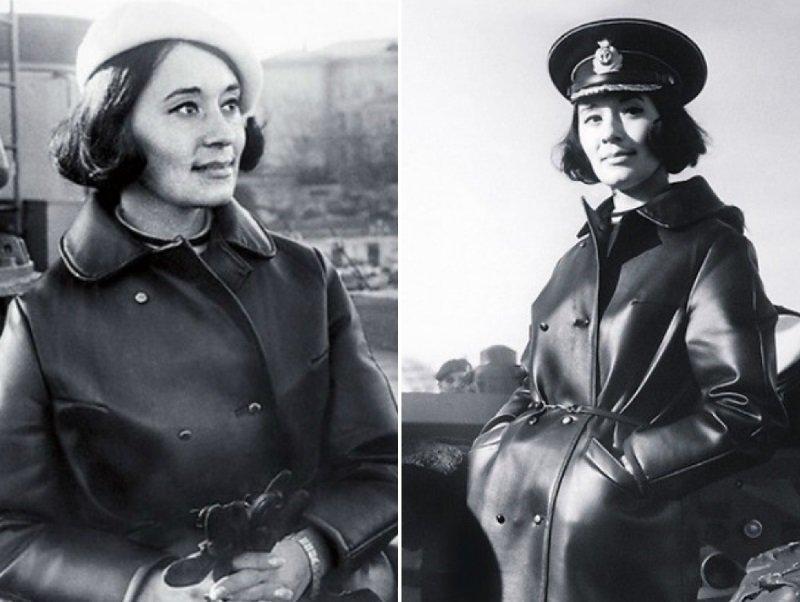 советские манекенщицы фото