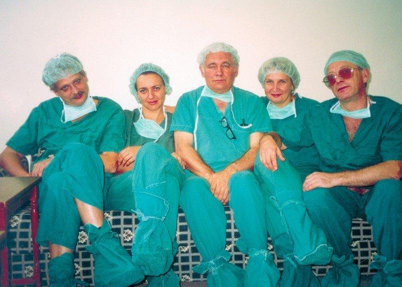 рошаль больница