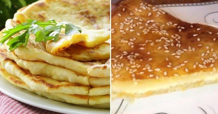 Как приготовить творожную лепешку с сыром