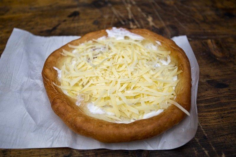 венгерская кухня лангош