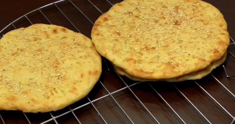лепешки из картошки с зеленью