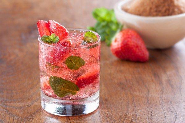 рецепты коктейлей безалкогольных из свежих фруктов с сиропом