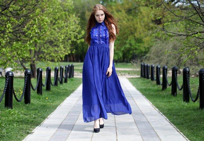 стильная летняя одежда для полных девушек
