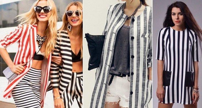 стильная летняя одежда для женщин