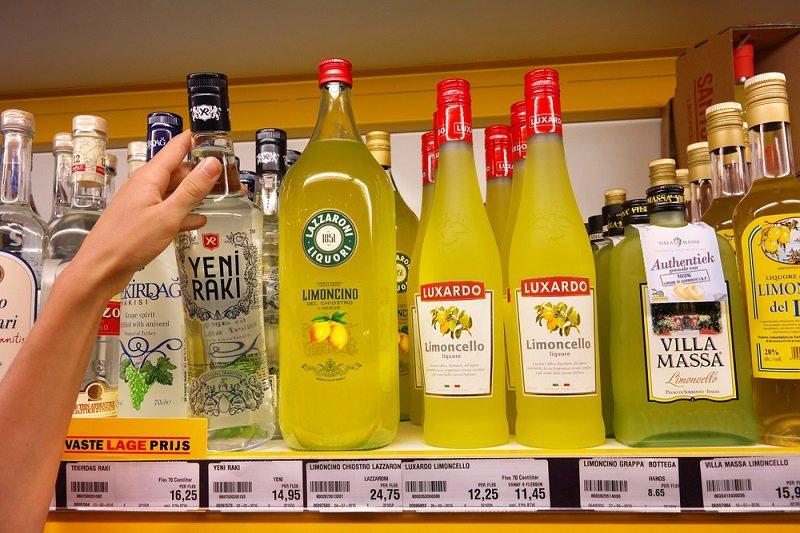 ликёр лимончелло рецепт