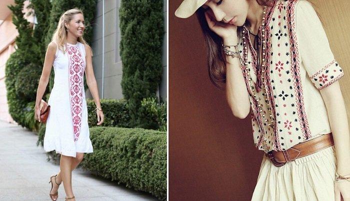 льняные платья на лето