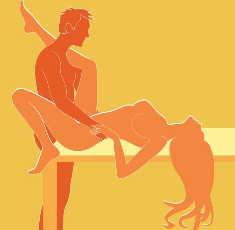 Секс позы для наслождения