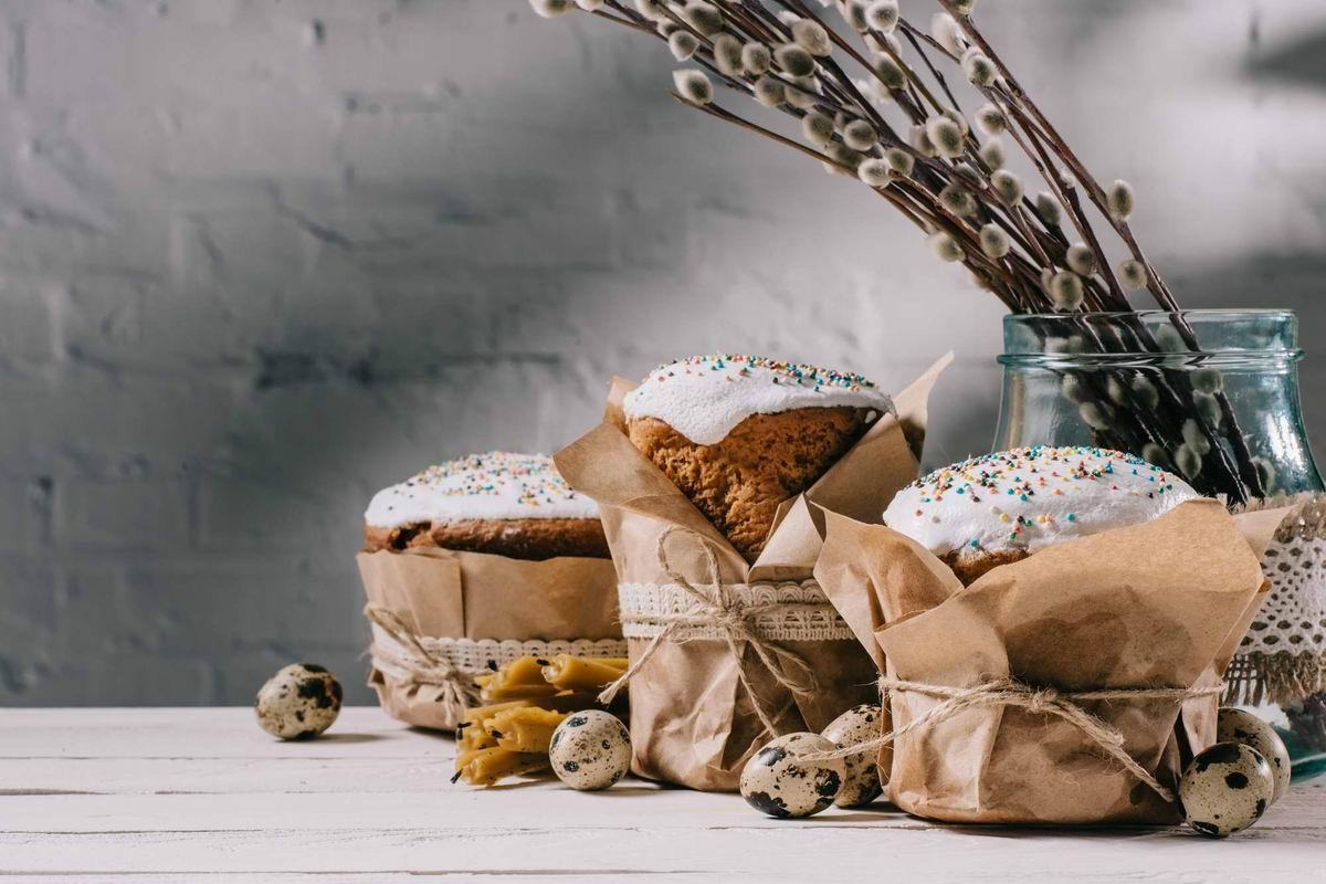 Шесть рецептов куличей от Дарьи Цвек Кулинария,Куличи,Мука,Пасха,Тесто