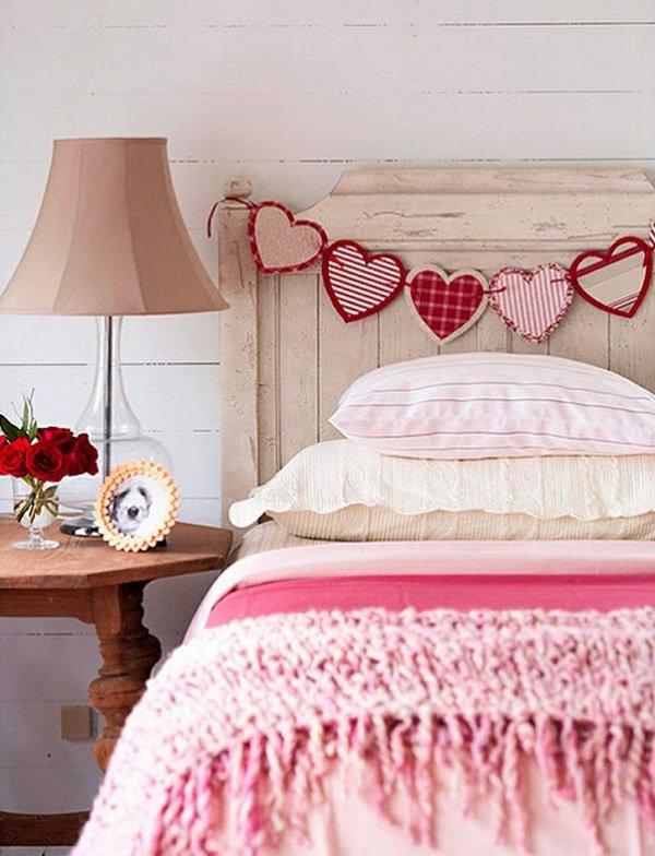 романтичный интерьер