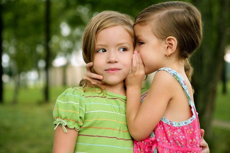 секрет для дочери