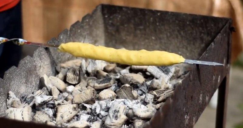 как приготовить люля-кебаб из картофеля