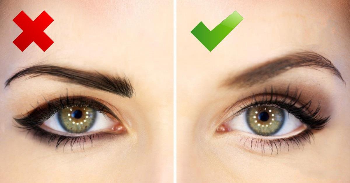 Макияж глаз для увеличения глаз
