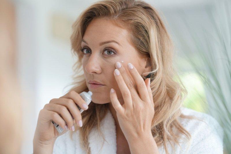 макияж на глаза с нависшими веками