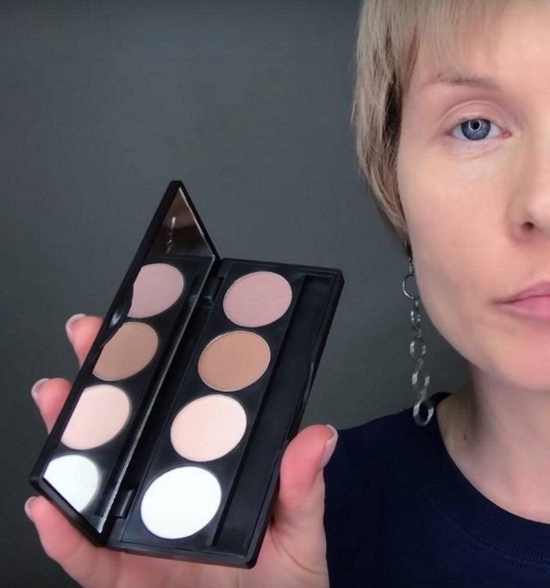 макияж глаз для женщин за 40