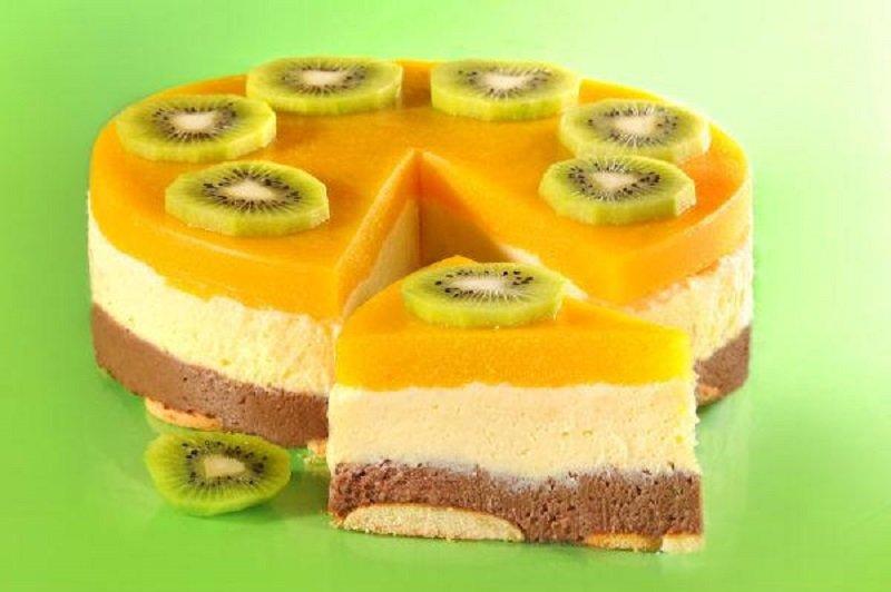 торт манный без выпечки