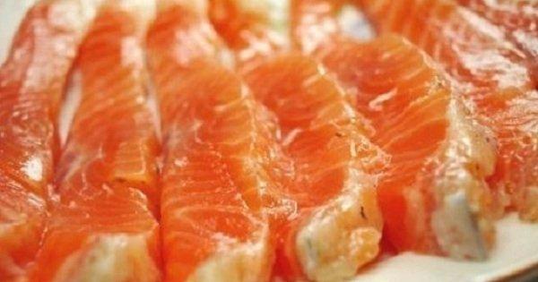 Лучший маринад для красной рыбы. На вкус — просто потрясающе!