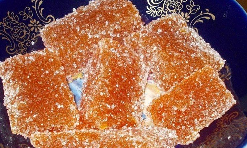 мармелад из абрикосов