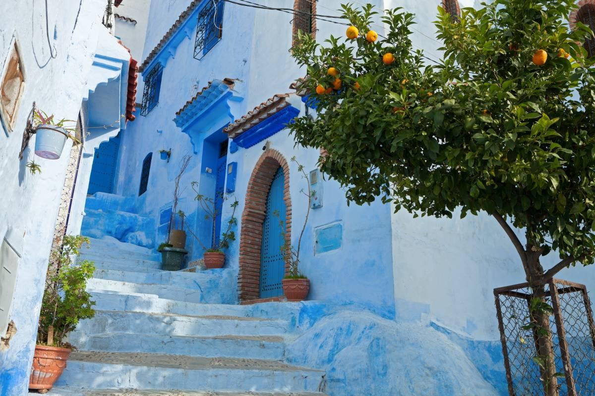 В Марокко даже небогатые семьи могут позволить себе домработницу